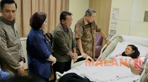 SBY: Ibu Ani Sakit Kanker Darah