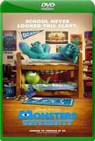 Monsters University (2013) DVDRip Latino