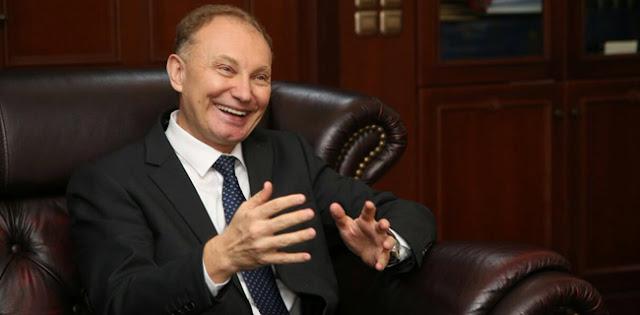 Ukraina-Indonesia Dua Sahabat Yang Saling Mendukung
