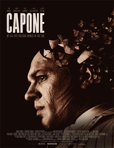 Capone (2020) | DVDRip Latino HD GoogleDrive 1 Link