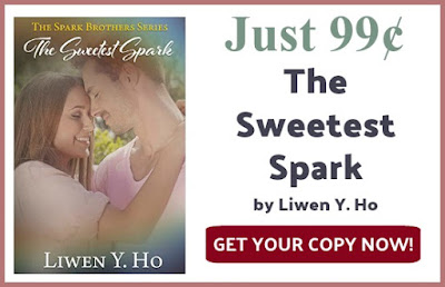 99c Sale The Sweetest Spark by Liwen Y. Ho- NWoBS Blog