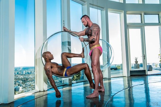 Workout Warm Up: Osiris Blade, Michael Roman