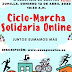 LA CIUDAD DE JUMILLA SE SUMA A LA 1ª CICLO MARCHA SOLIDARIA CONTRA COVID-19