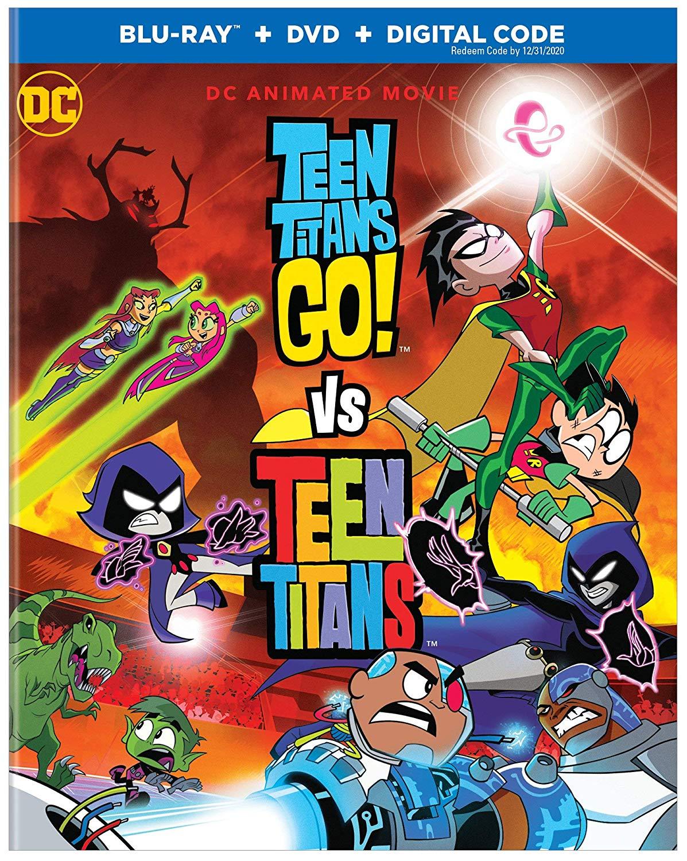 Teen Titans Go! Vs. Teen Titans - Teen Titans Go! Vs. Teen Titans