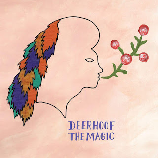 Deerhoof - The Magic (2016) - Album Download, Itunes Cover, Official Cover, Album CD Cover Art, Tracklist