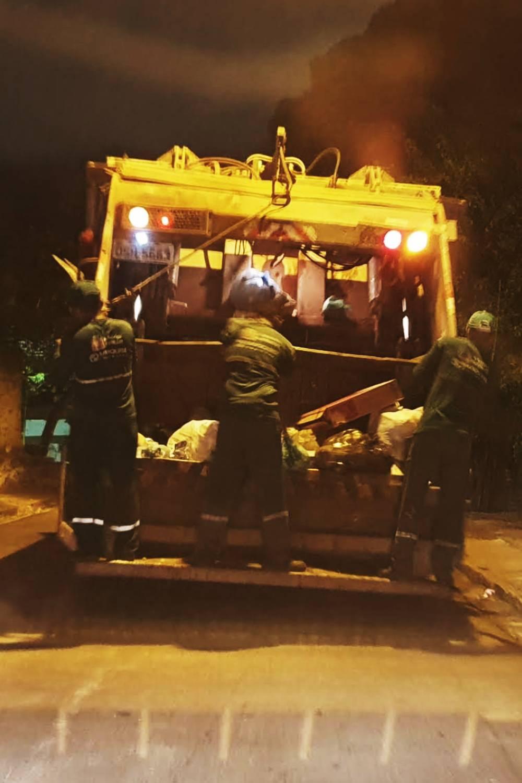 ambiente de leitura carlos romero paulo emmanuel gari coleta de lixo coletor lixeiro coronavirus pandemia injustica social