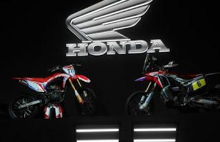 Honda CRF150 Tampil di Ajang GIIAS 2017
