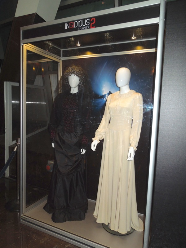 Insidious 2 ghost movie costumes