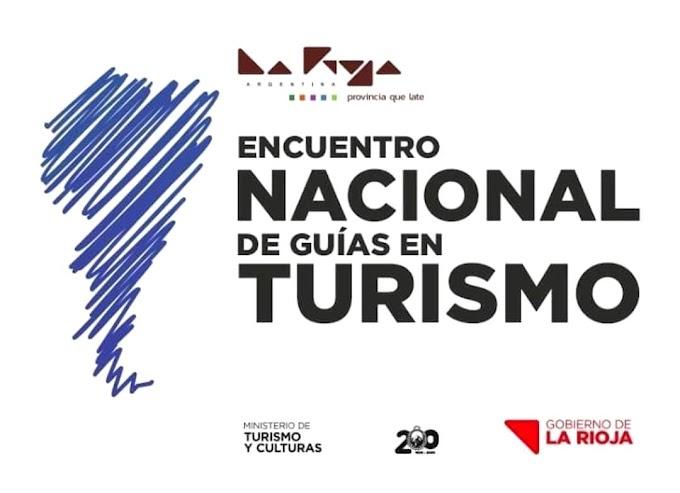 ENCUENTRO NACIONAL DE GUÍAS EN TURISMO LA RIOJA 2020