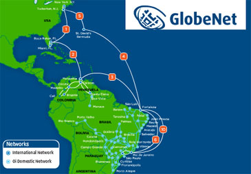 Globenet and equinix optimize brazil us connectivity converge mi3 international business exchange ibx data center in boca raton florida opening up the fastest ip traffic route from the united states to brazil gumiabroncs