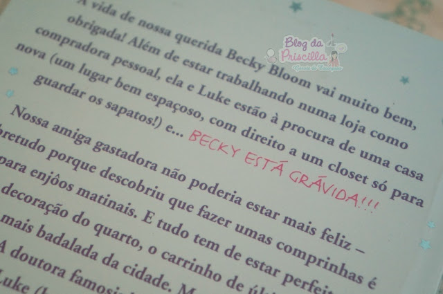 becky bloom gravida