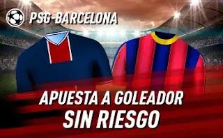 sportium promo PSG vs Barcelona 10 marzo 2021