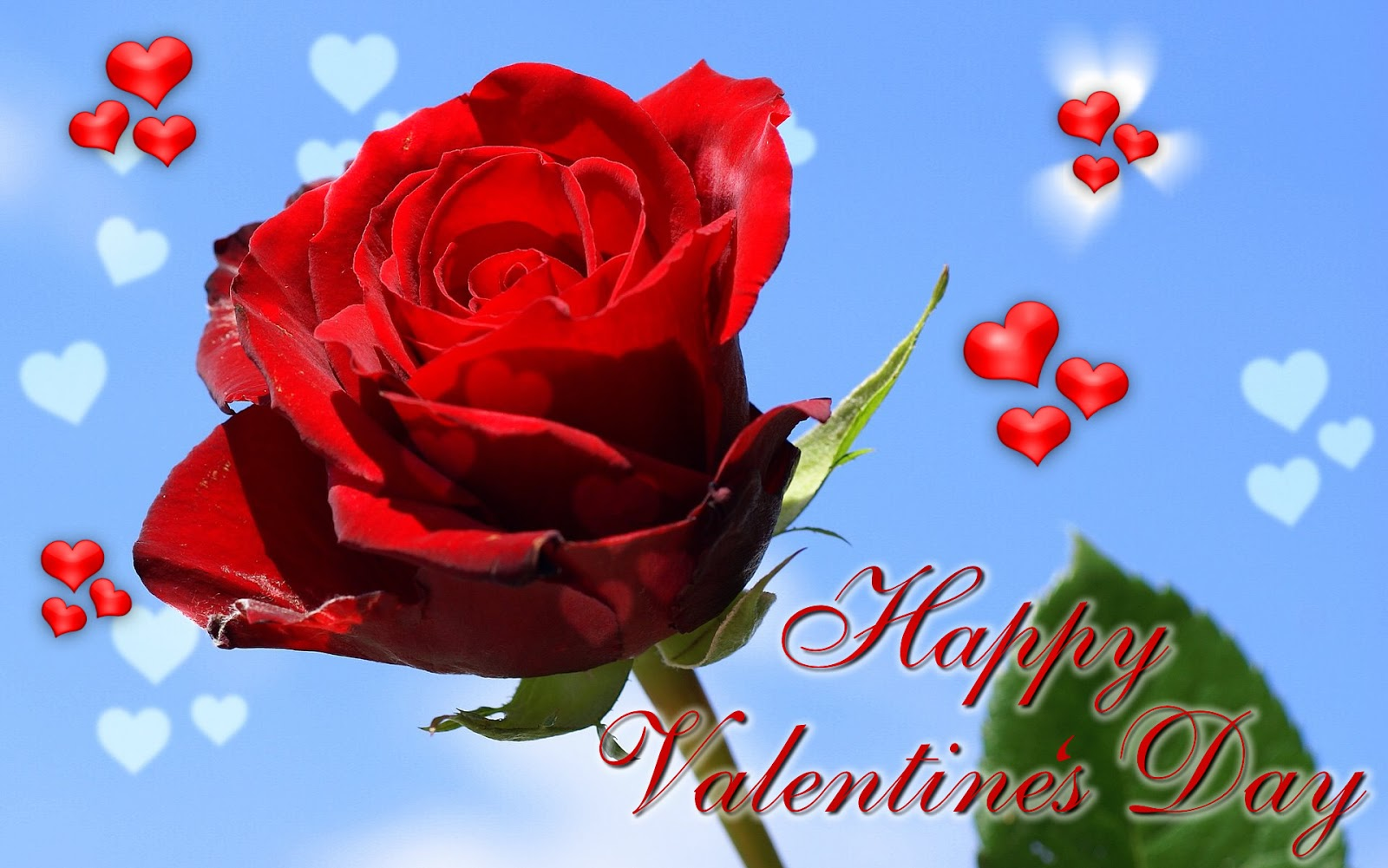 Full Hd Wall Pictures: Happy Valentine Day Hd Wallpaper