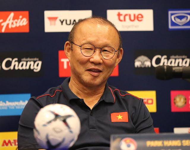 Huấn luyện viên Park Hang Seo