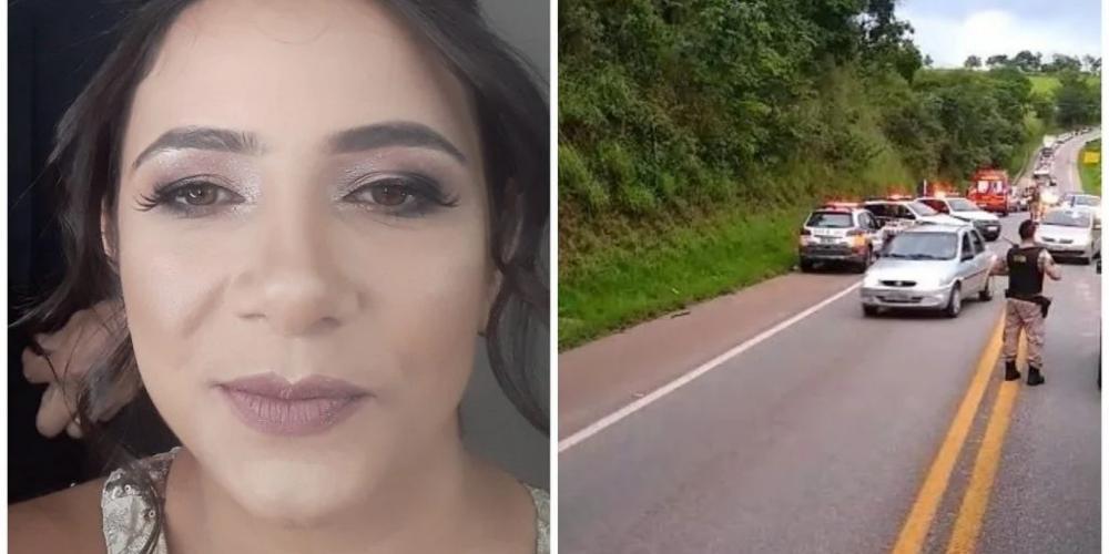 Policial assassina esposa e se mata às margens de rodovia