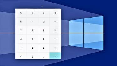 استخدام الالة الحاسبة في ويندوز 10 لتحويل العملات