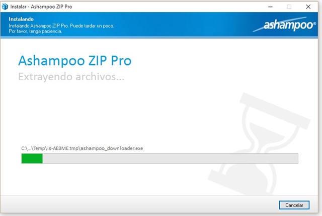 Ashampoo ZIP Pro v1.0.7 Full Español