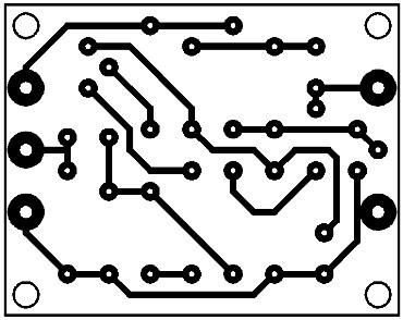 Printed Circuit Dyna Audio Compressor