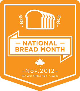 National Bread Month Logo