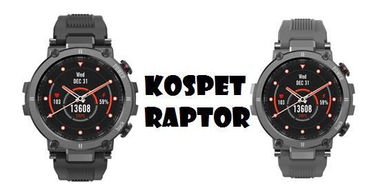 Kospet Raptor Smartwatch 2020