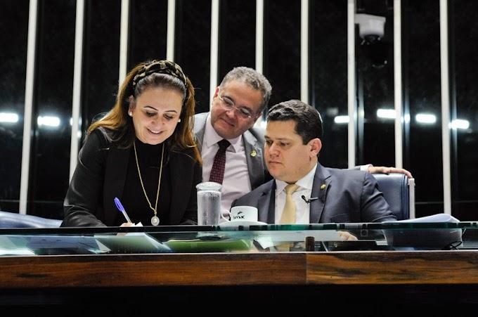 Davi anuncia apresentação da PEC da Reforma Tributária