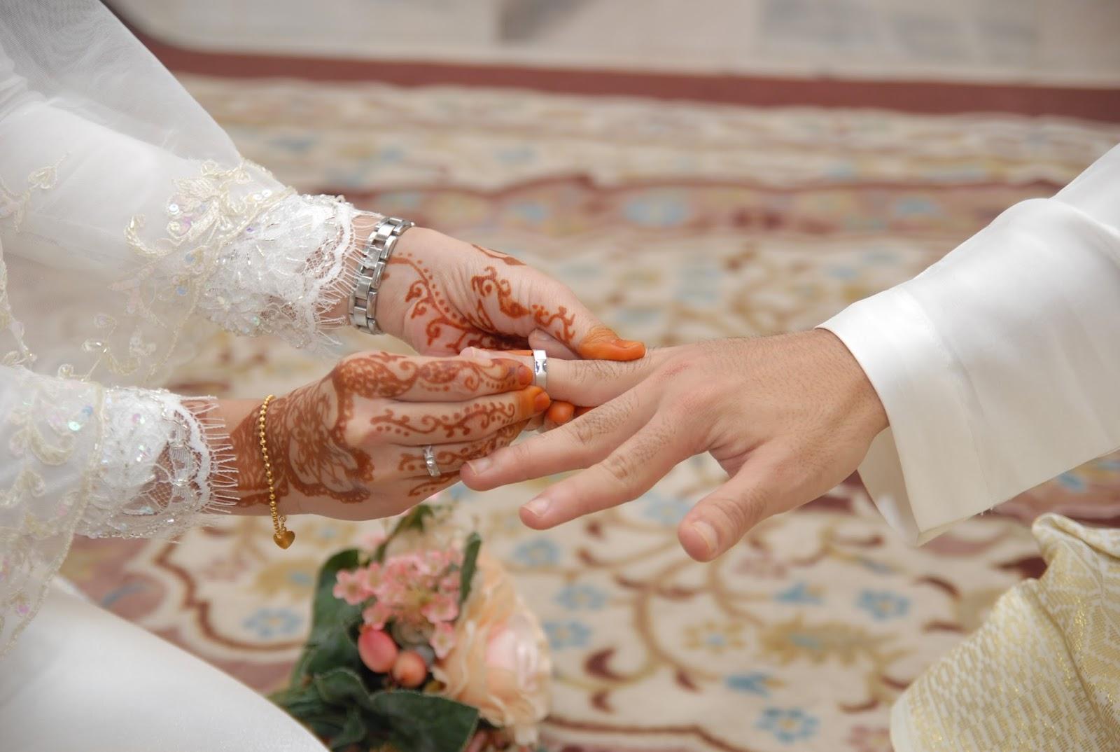 4 Tradisi Pernikahan Di Indonesia Yang Menggunakan Henna Dan