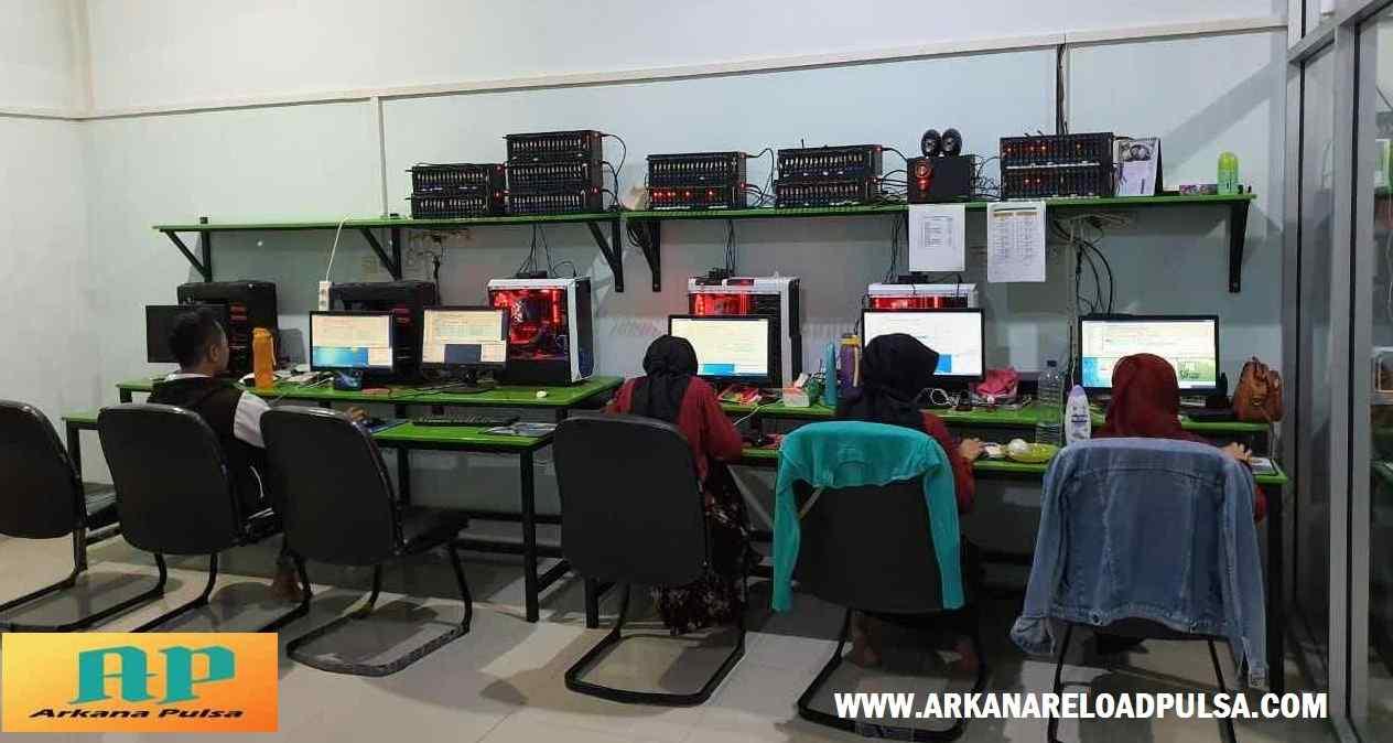 CV Sinar Surya Suryandaru – Arkana Pulsa