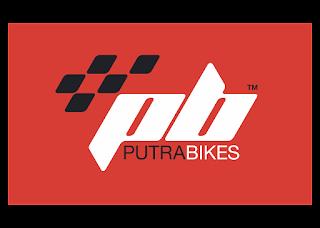 Putra bikes Logo Vector