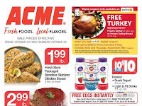 Acme Ad This Week October 23 - 29, 2020