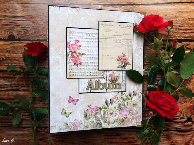 Album Dom Róż
