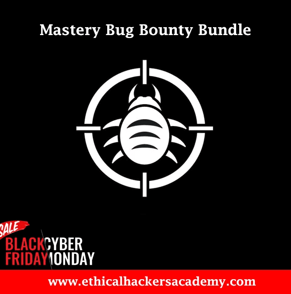 Cyber Monday Online Courses  - bug 2Bbounty - Cyber Monday Online Courses( 90 % OFF)
