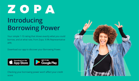 Zopa – Borrowing Power