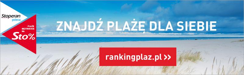 ranking plaz, wybierz plaze, plaza, najpiekniejsza plaza, zycie od kuchni