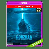 Godzilla II: El rey de los monstruos (2019) HDR WEB-DL 2160p Latino