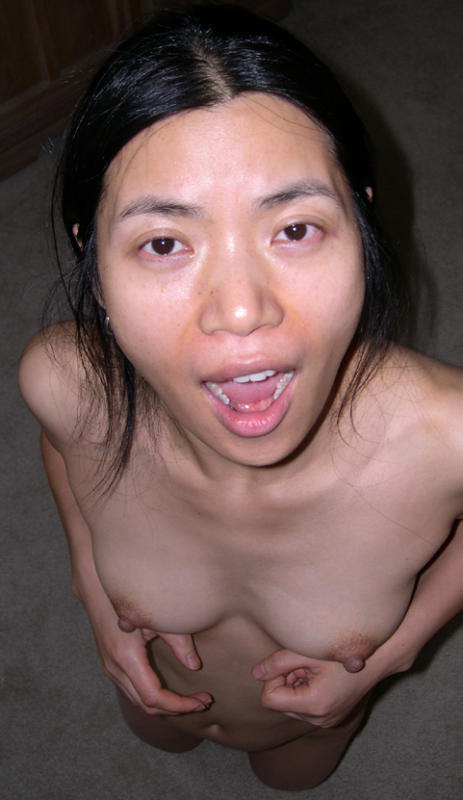 image Cute chinese girl nice moan