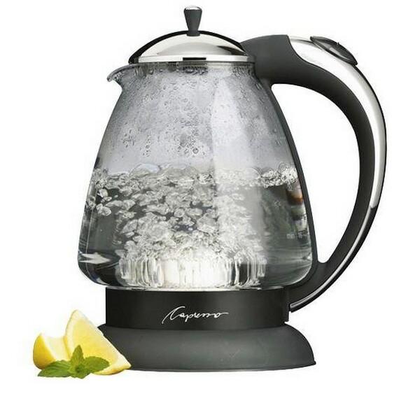 Modern elegant teapost design