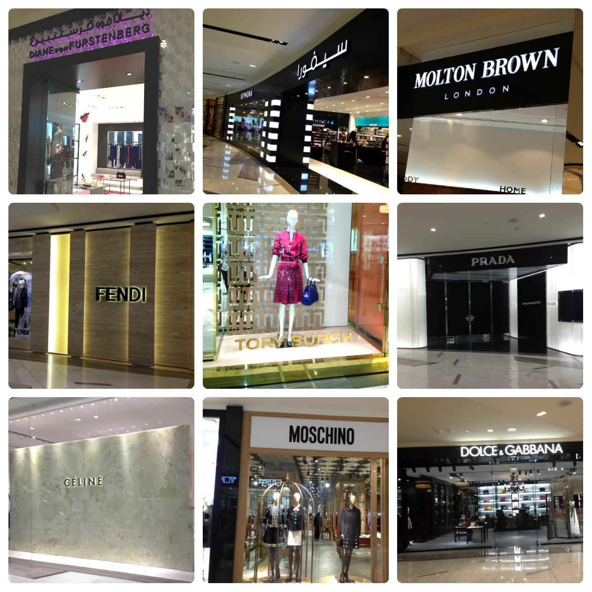 d47f9be09f49 My Small Obsessions  Galleria Mall in Abu Dhabi