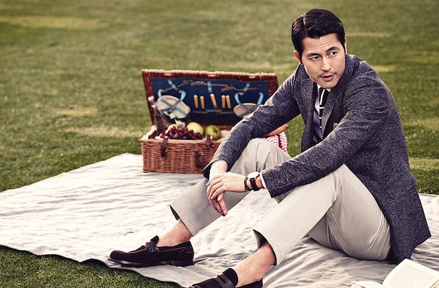 Jung Woo Sung, Jung Woo Sung Bruno Baffi, Jung Woo Sung Indian, Jung Woo Sung Model
