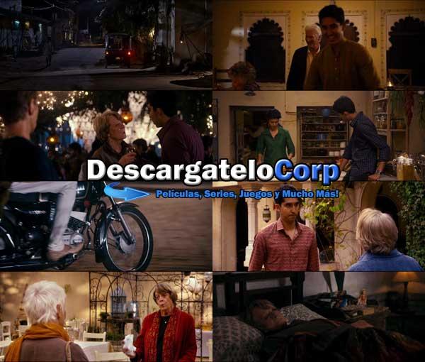 Descargar El Nuevo Exótico Hotel Marigold DVDRip Latino