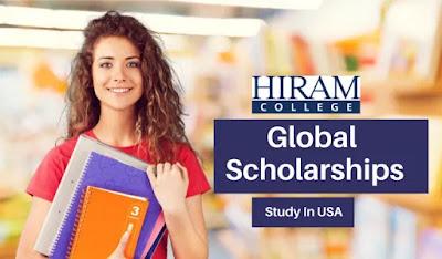 منحة كلية حيرام العالمية في الولايات المتحدة الأمريكية