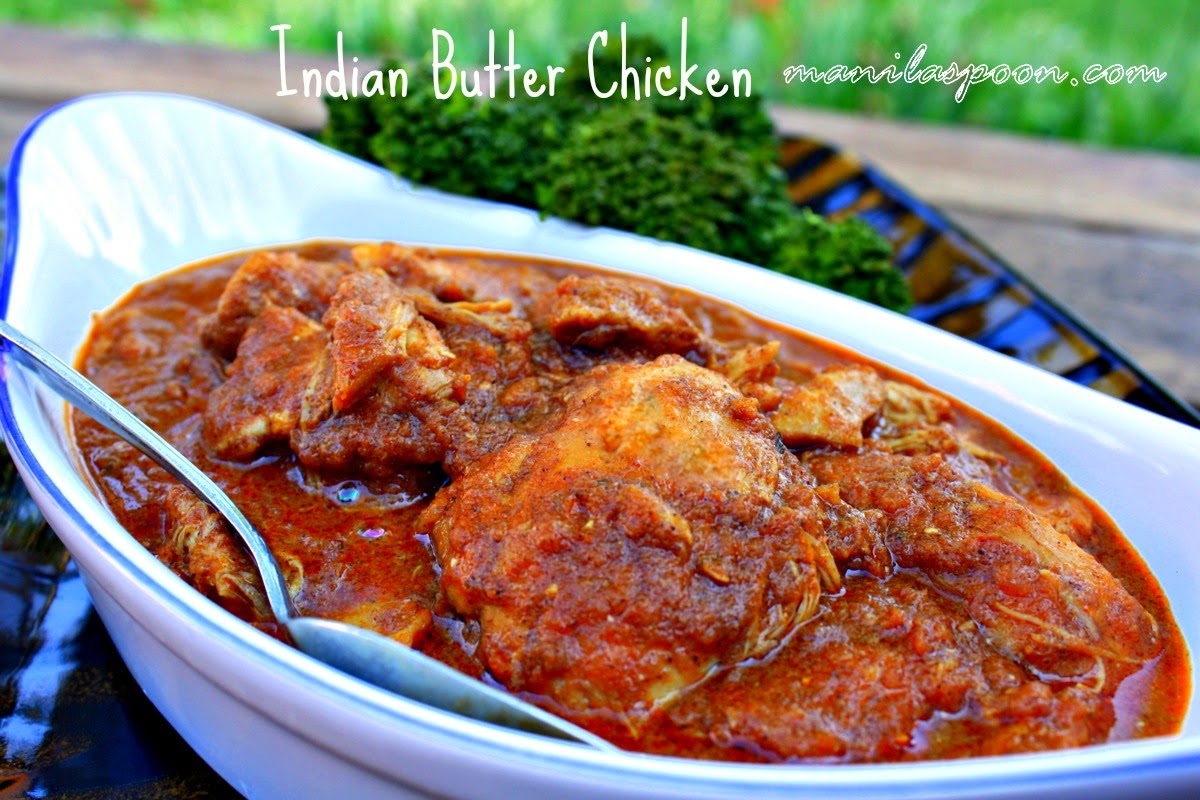 A deliciously satisfying and perfectly spiced curry dish - Butter Chicken - made from scratch. Easy, simple tried and tested recipe for any curry lover. #indian #butter #chicken #curry #easy