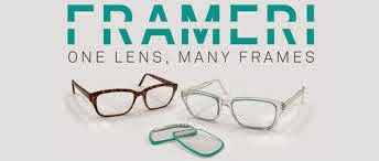 Interchangeable Frames and prescription lens