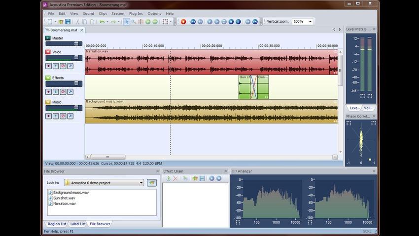 10 Best Free Audio Editors - shoutech