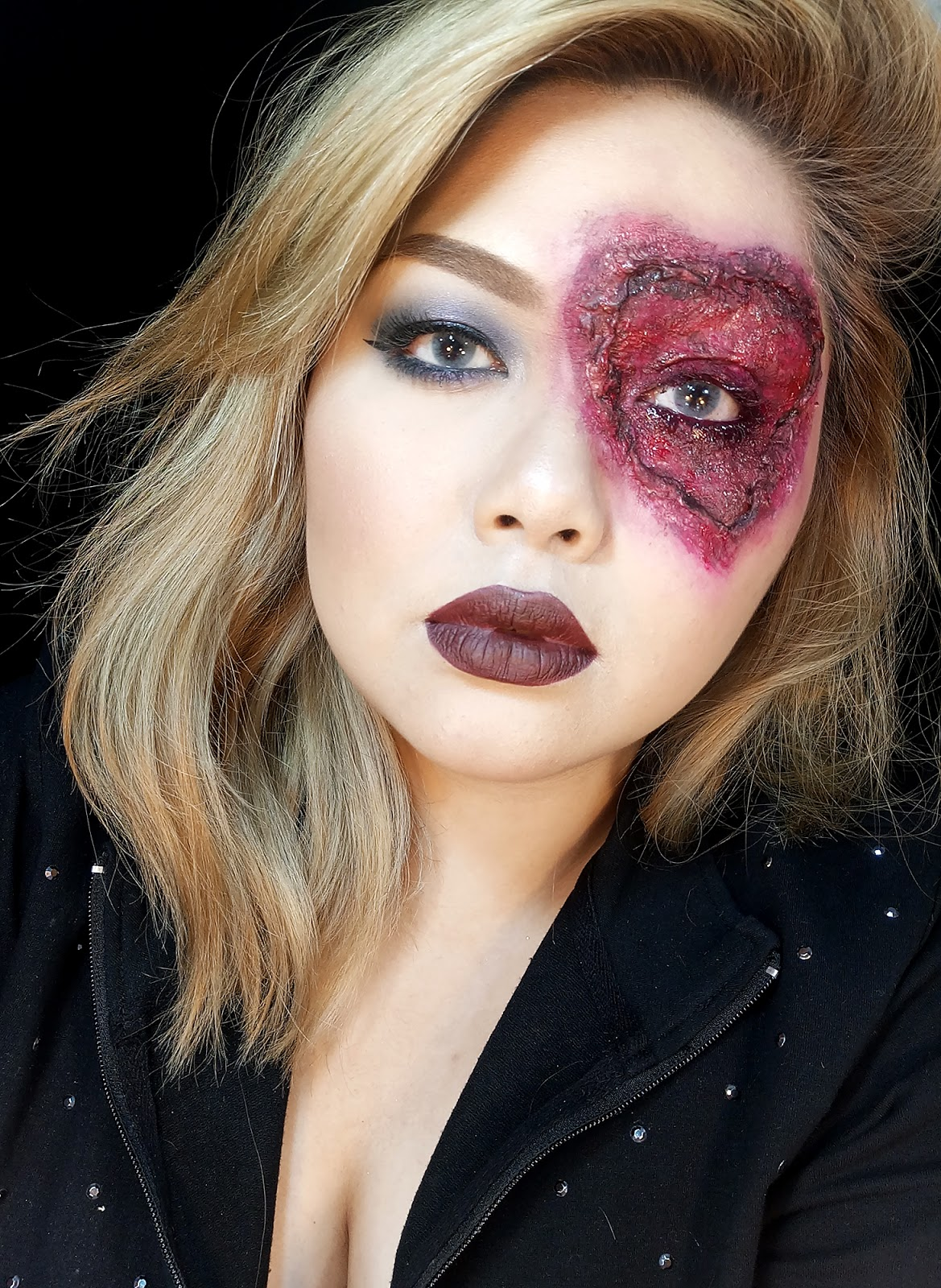 The Project Awesome Anti Valentine S Day Makeup With Video Tutorial