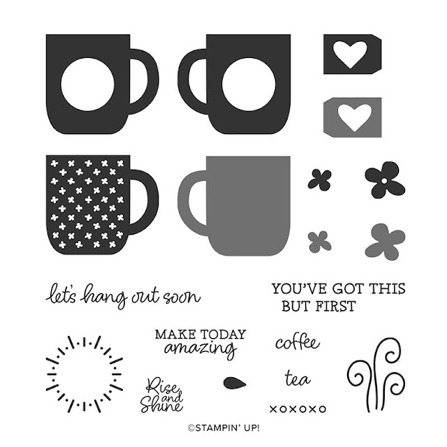 Rise and Shine Stampin Up