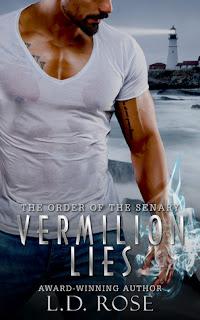 Vermilion Lies by LD Rose
