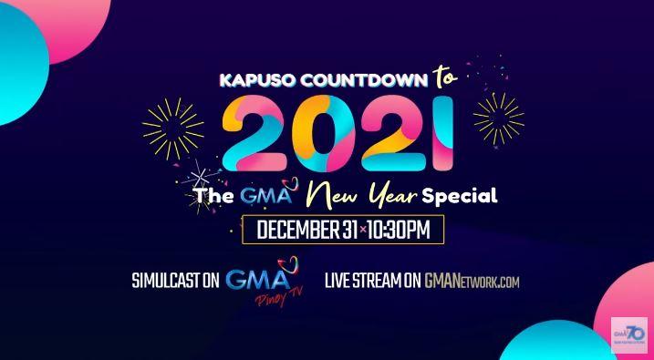 Kapuso Countdown to 2021