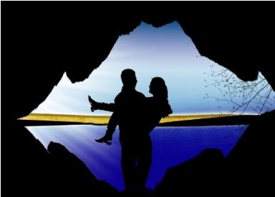 Poema romántico, Te quiero mi amor, Estoy enamorado de ti. Contigo estoy completo, me siento feliz, sin ti no puedo vivir