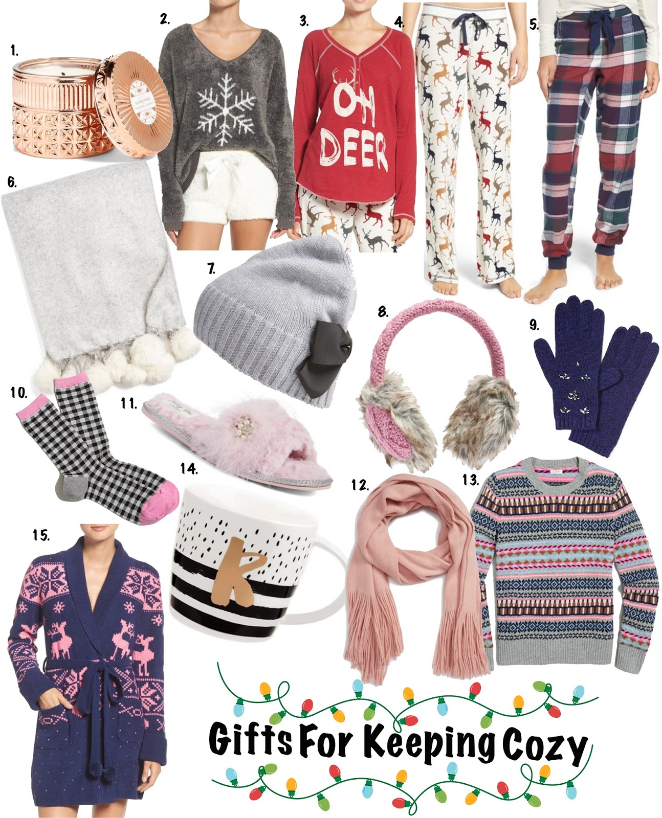 A Cozy Gift Guide - Something Delightful Blog