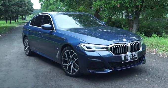BMW Seri 5 2021 | Semakin Mewah dan Garang !